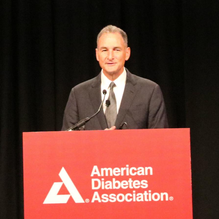 【ADA2018】Gerald Shulman教授荣获ADA最高奖项——班廷奖!