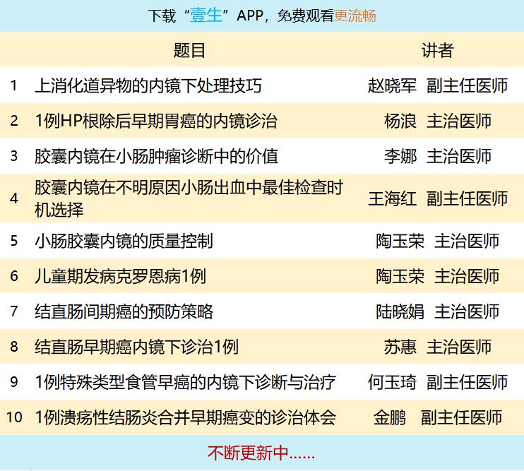 内镜有约·解放军第七医学中心课表.png